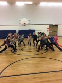Lunges Div 2
