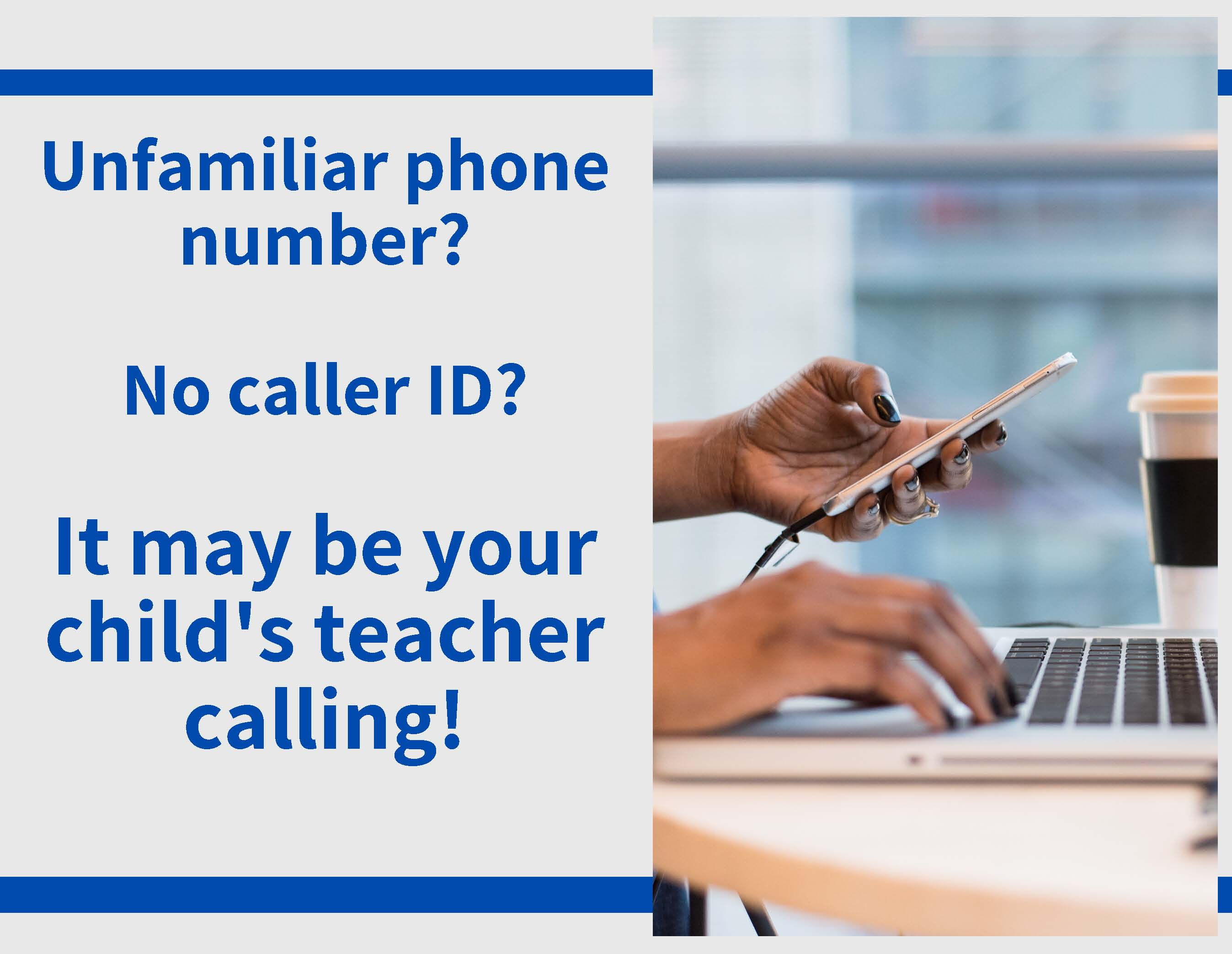 teacher calling